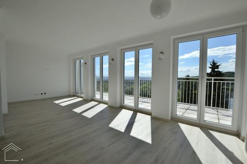Wohntraum - einzigartige, komplett sanierte Terrassenwohnung