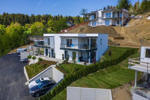 ANLAGEOBJEKT !!!! 4,5 % Rendite !!!! Erstvermietungsgarantie !!!! Doppelhäuser in Voitsberg ... TERRASSENBERG ...
