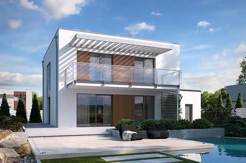 Modernes Doppelhaus in Graz - Ruhige Lage