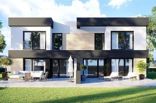Stilvolles Doppelhaus in Lanzendorf