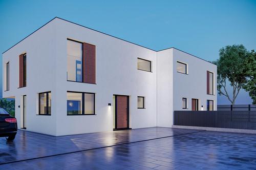 Alles inklusive - Stilvolles Doppelhaus in Pottendorf inkl. Grundstück