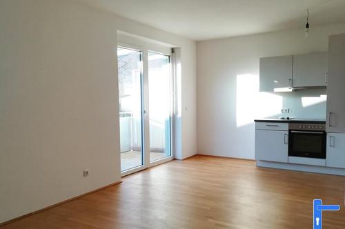 PROVISIONSFREI in GÖSTINGI! Sonnige 2-Zimmer Wohnung mit Balkon
