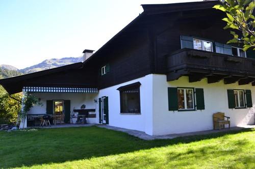 Charmantes, älteres Einfamilienhaus am Stadtrand von Kitzbühel