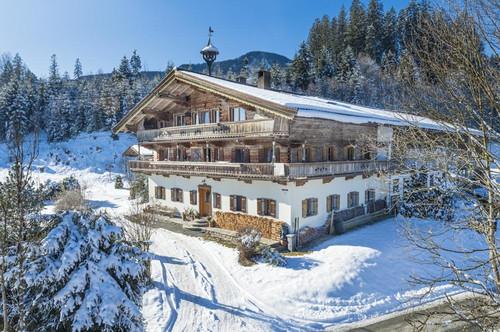 Dachgeschoss- Miet-Wohnung am Bauernhof in Reith bei Kitzbühel