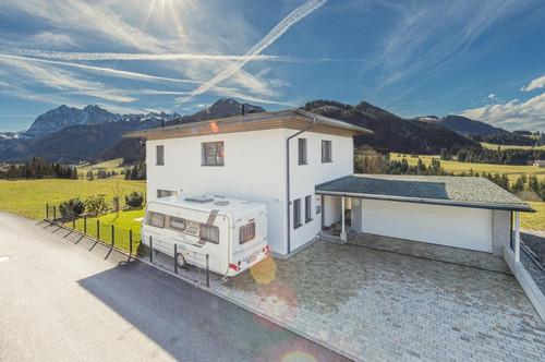 Modernes, neuwertiges Einfamilienhaus in traumhafter Lage von Schwendt bei Kössen