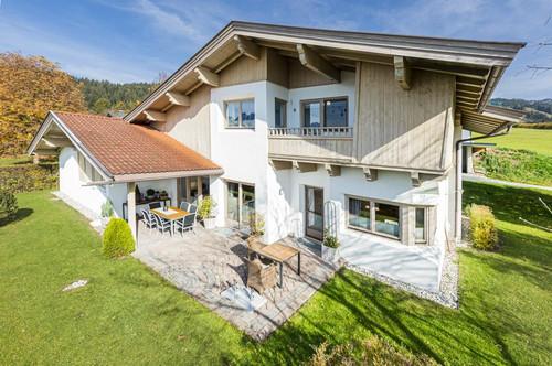 Einfamilienhaus in Ruhe- und Sonnenlage, am Ortsrand von St.Johann in Tirol
