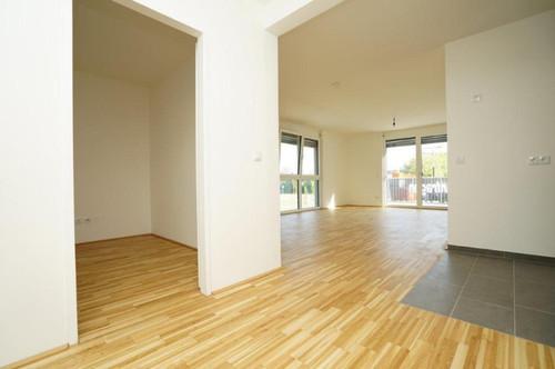 Tür an Tür mit einem Stück Natur - 3 Zimmer Wohnung mit Balkon - provisionsfrei