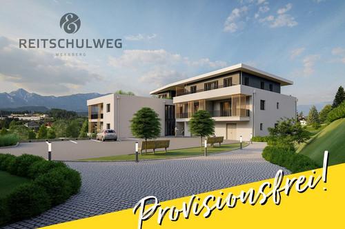 Penthouse mit Karawankenblick!