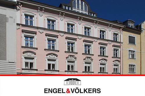 Andräviertel-140 m2 Wohnung in Gründerzeithaus