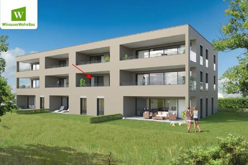 2 Zimmer Terrassenwohnung - W05