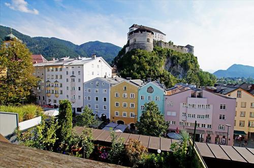 Schöne, moderne Wohnung mit Festungsblick in Kufstein