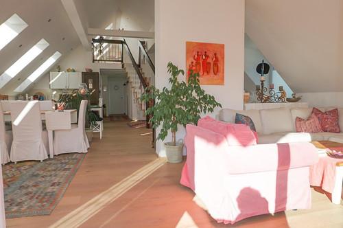 Salzburg - Maxglan/Riedenburg! 4,5-Zimmer-Dachterrassenwohnung in bester Lage mit vielen Extras!