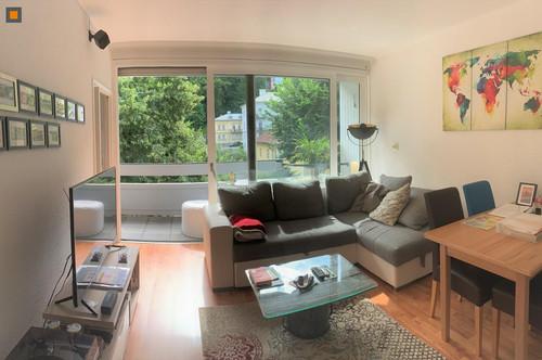 RIEDENBURG: Hübsche 2-Zimmerwohnung in zentraler Stadtlage