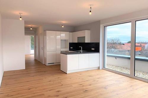 Helle Maisonette-Wohnung im Terrassenhaus in Lannach!