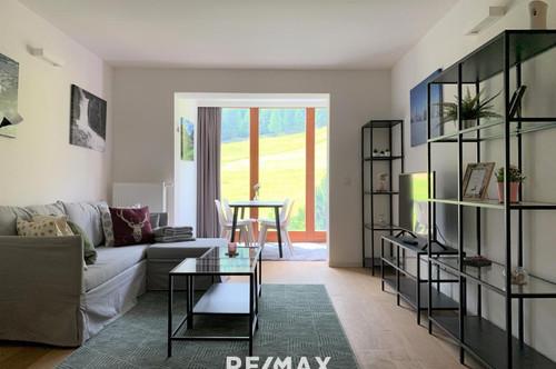 SOMMERFRISCHE in Ihrem eigenen Apartment im Sport- & Wellnessgebiet in St. Oswald/Bad Kleinkirchheim