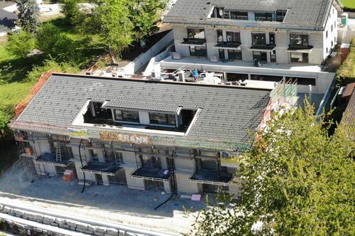 Wohnen über Hallein: 3 Zimmer Neubau Wohnung direkt vom Bauträger!