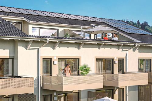 Wohnen mit Weiblick: 3 Zimmer Wohnung am Adneter Riedl