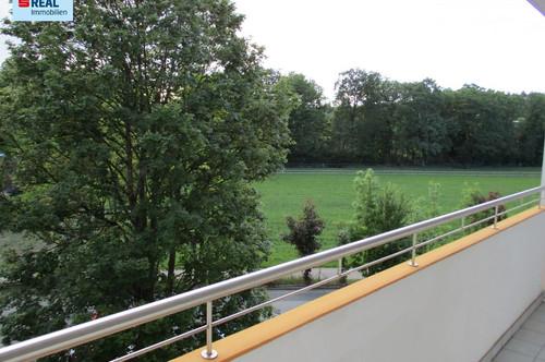 Graz-Ragnitz/Top-gepflegte 3-Zimmer-Wohnung mit West-Loggia in Grünruhelage