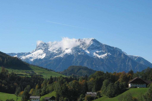 Traditionshotel-Restaurant in Top-Panoramalage 10 min vom Stadtzentrum Salzburg
