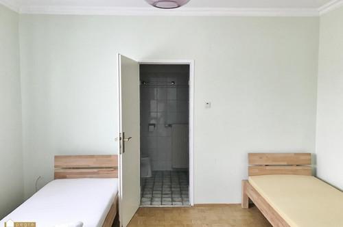 1 Zimmer-Wohnung inkl. Heizkosten in Reisenberg, möbliert