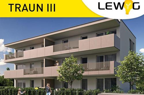 3-Raum-Wohnungen mit großem Balkon-Traun
