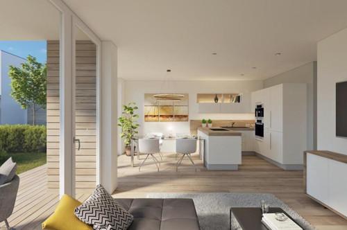 Projekt Grießstraße - Erstbezug! Moderne 3-Zi-Erdgeschoßwohnung mit 75m² Wfl. (Top 2) und Gartenanteil