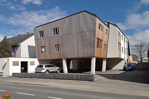 Wohlfühlen mi Holz - 2Zimmerwohnung mit Loggia