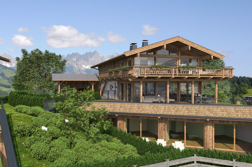 "Garden Living in den exklusiven ""Trinity Lodges 2.0"""
