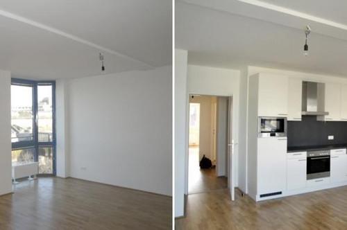 Schnäppchen:  3-Zimmer NEUBAU Wohnung mit Ausblick!!  Unbefristet, 5 min zur U-Bahn !!