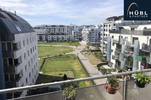 Helle 3-Zimmer-Wohnung mit Balkon | Wellnessbereich | Nahe U1, Vienna international school