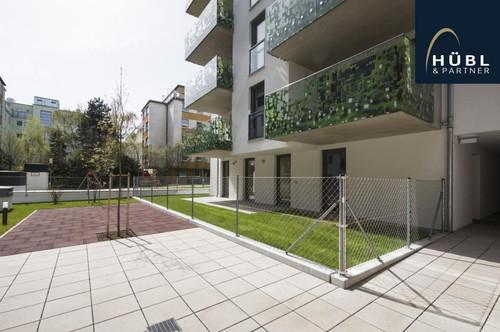 2 Zimmer Wohnung mit Markenküche   Neubau   zentrale und ruhige Lage