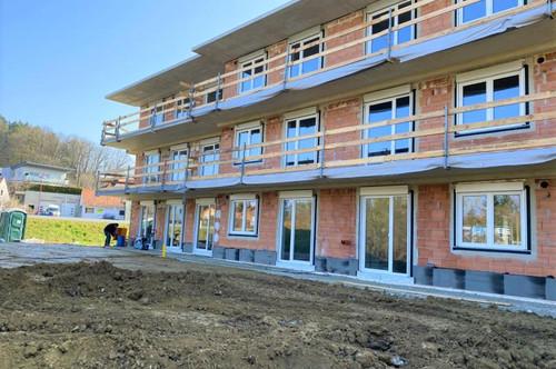 Nähe Sinabelkirchen: Moderne Eigentumswohnungen (50 u. 70m²) mit Terrasse oder Balkon! Provisionsfrei!