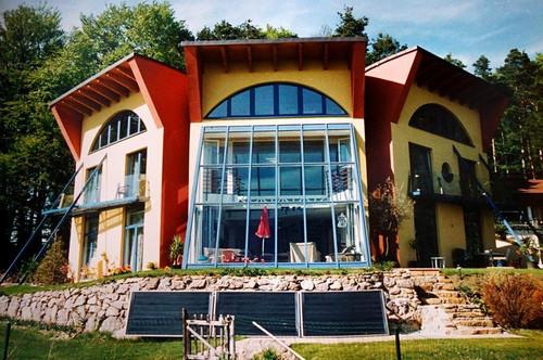 Architektenvilla in idyllischer Grünruhelage - NÖ Preisträger