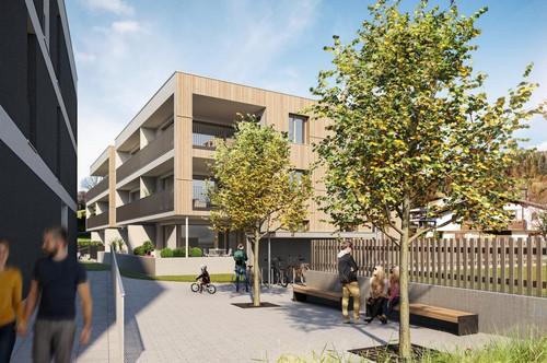 Schöne Wohnung mit sonniger Terrasse in Bludesch