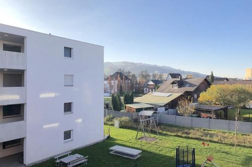 Neuwertige 3-Zimmer-Wohnung in Lustenau