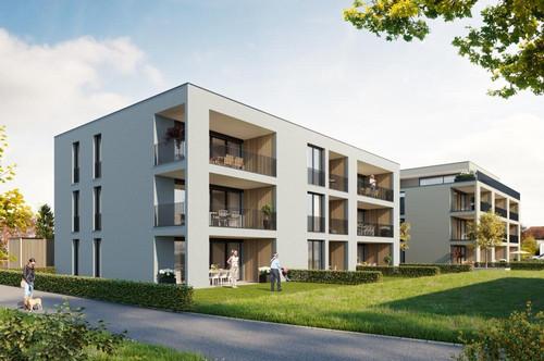 Lustenau: perfekte 3-Zimmerwohnung