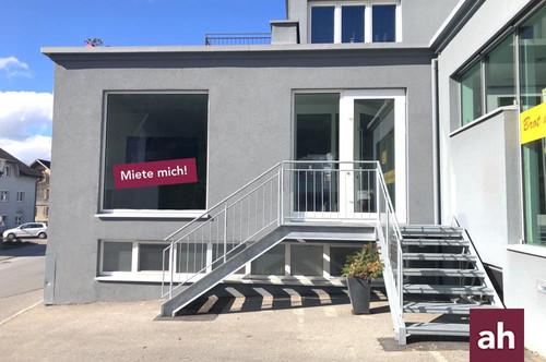 Tolle Gelegenheit in Dornbirn! Geschäftslokal/Büros mit Lagerflächen
