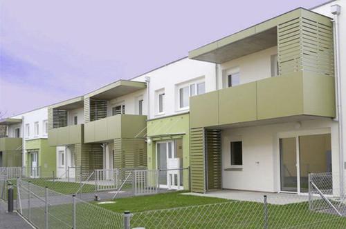 Göttlesbrunn-Arbesthal. Geförderte 3 Zimmer Mietwohnung | Balkon.