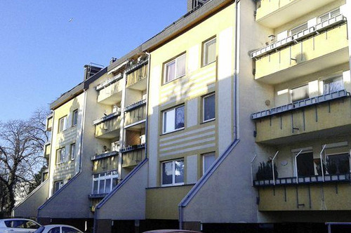 Schwechat. geförderte 3 Zimmer Wohnung | Loggia | Miete.