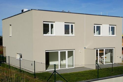 Lichtenau. Bezugsfertig | gefördertes Reihenhaus | Garten | Miete mit Kaufrecht.