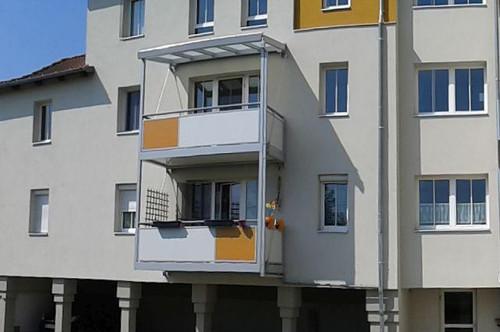 Retz. Geförderte 3 Zimmer Mietwohnung | Balkon.