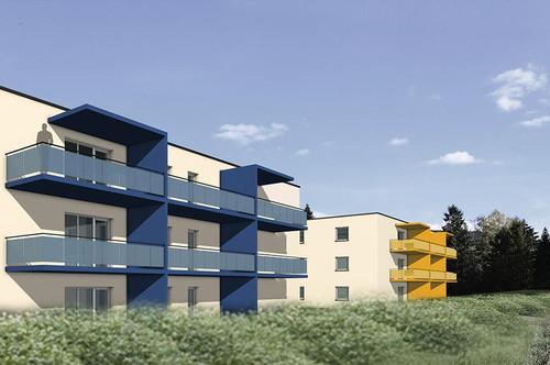 Markt Piesting. Erstbezug Herbst 2020 | 2 Zimmer Wohnung | Geförderte Miete mit Kaufrecht.