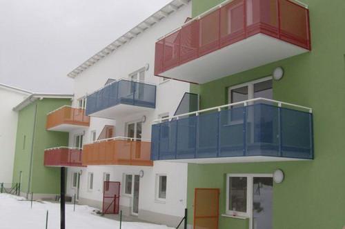 Aspang-Markt. Geförderte 3 Zimmer Wohnung   Balkon   Miete mit Kaufrecht.