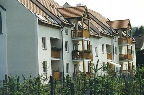 Brunnkirchen. Geförderte 2 Zimmer Wohnung | Balkon | Miete mit Kaufrecht.
