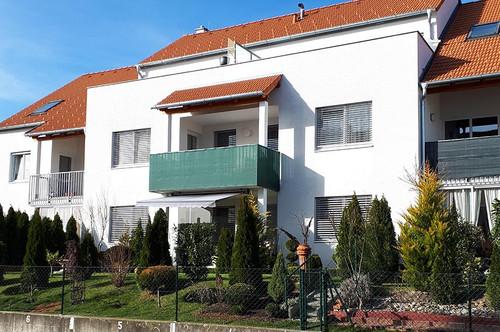 Hadres. geförderte 3 Zimmer Wohnung | Dachterrasse | Miete mit Kaufrecht.