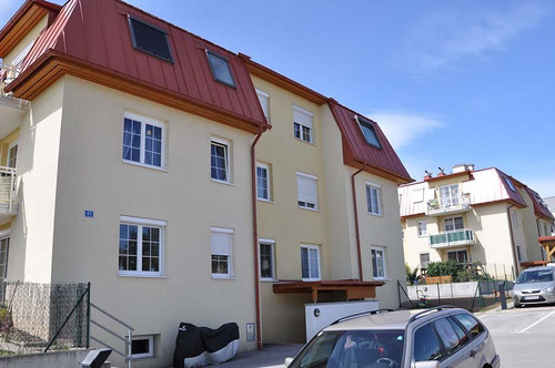 Matzen. Geförderte 4 Zimmer Wohnung   Garten   Miete mit Kaufrecht.