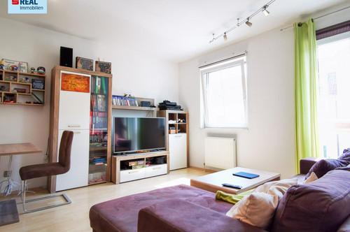 Ebreichsdorf - Moderne 2-Zimmer Starterwohnung mit KFZ-Platz