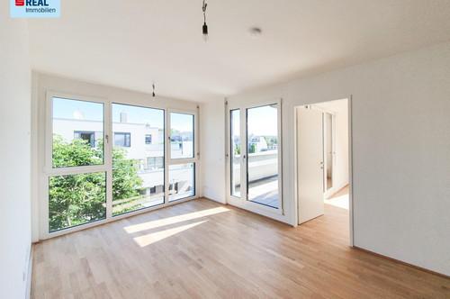Klimatisierte Dachgeschoßwohnung mit perfekter Ausstattung!