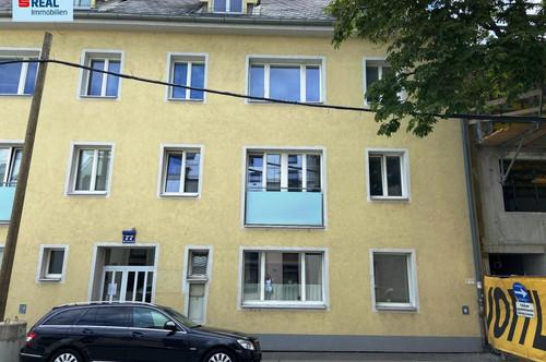 Sanierungsbedürftige 2-Zimmer-Wohnung im Bieterverfahren!