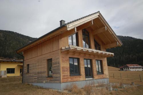 Holzhaus bei Gnesau